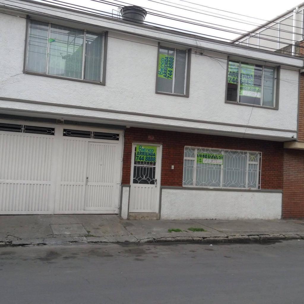 Casa bogota barrio boyaca jardin brick7 propiedad for Barrio ciudad jardin bogota