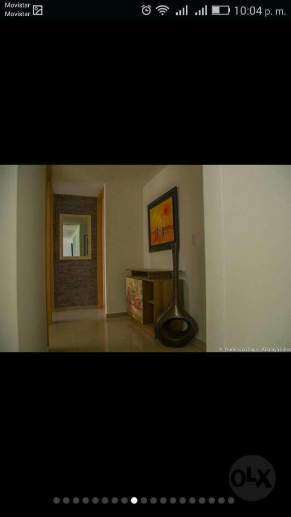 Arriendo apartamento en Monteverde, el precio incluye administración, 3 habitaciones,
