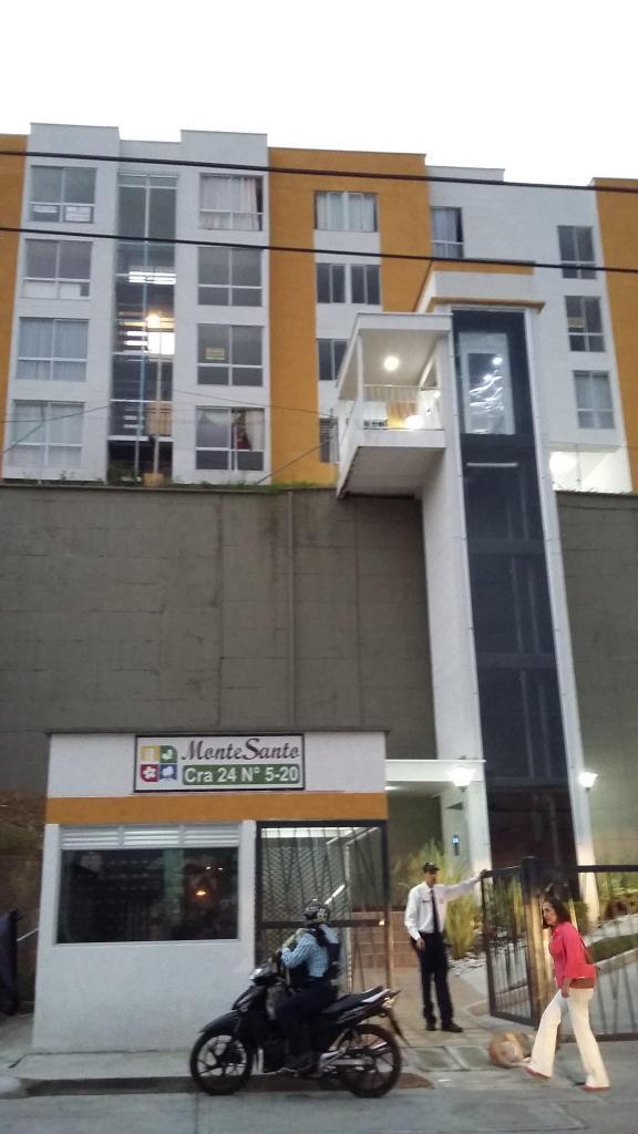 Arriendo apartamento en  Conjunto Montesanto