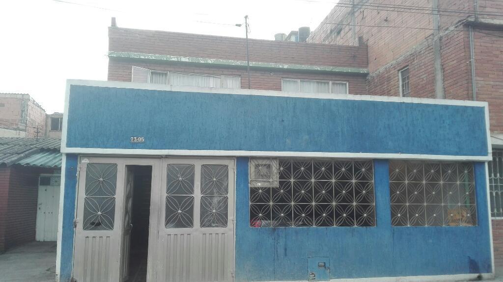 Se Vende Casa Barrio Santa Rosita