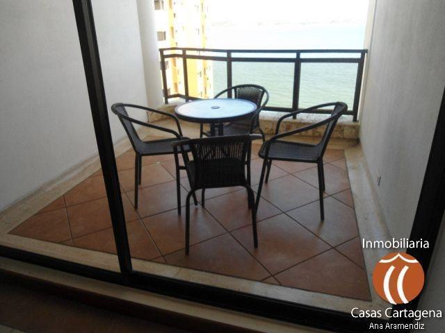 Arriendo apartamento por días en Cartagena