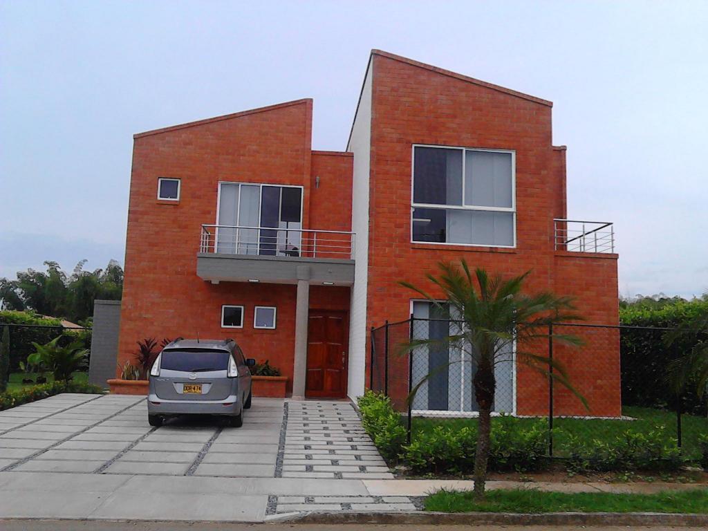Casa Campestre Dos Pisos Brick7 Propiedad