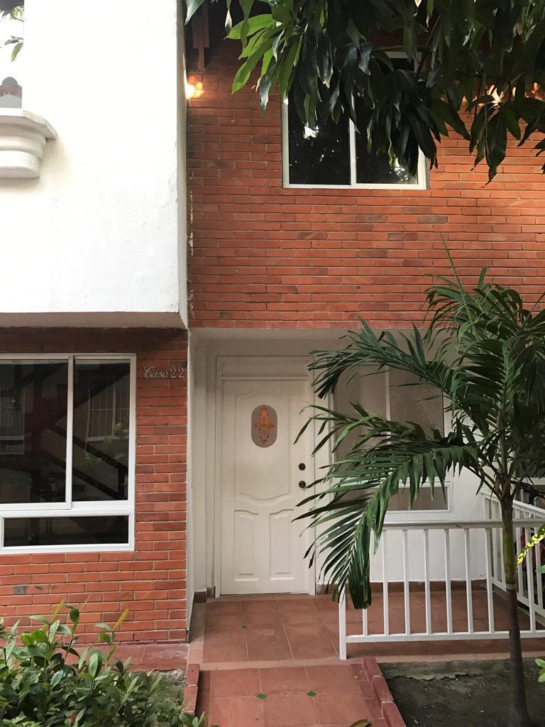 SE ARRIENDA Casa Barrio Villa Carolina Estrato 3. Casa en Conjunto Cerrado