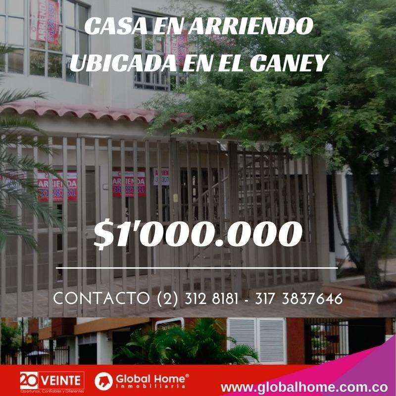 CASA EN ARRIENDO UBICADA EN EL CANEY