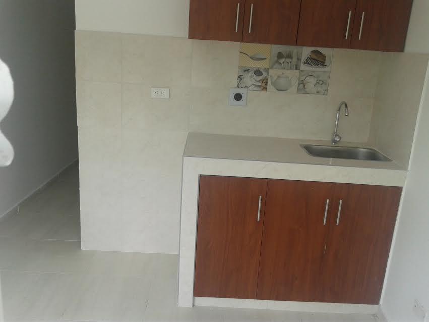 Apartamento en Arriendo en Santa Isabel 49772