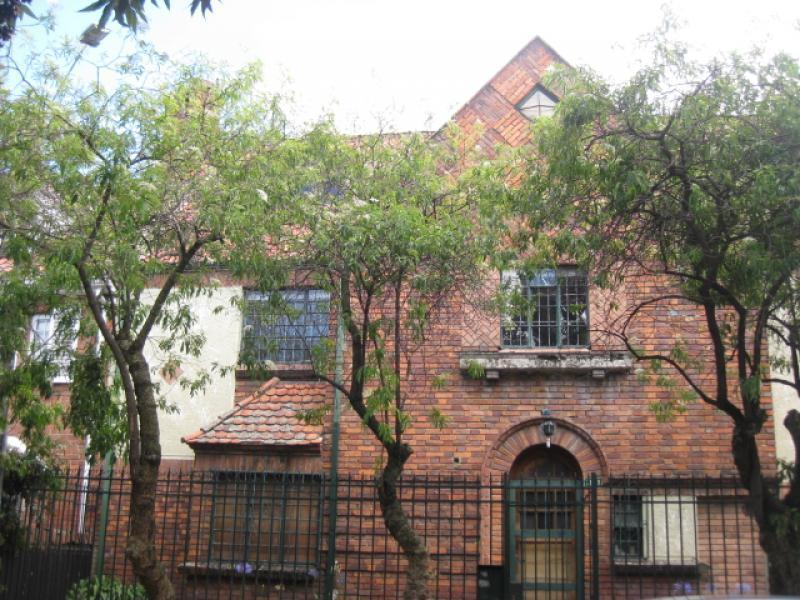 Cod. ABEST696 Casa En Arriendo En Bogota Quinta Camacho