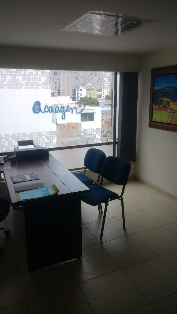 Oficina Centro de Negocios Cristo Rey