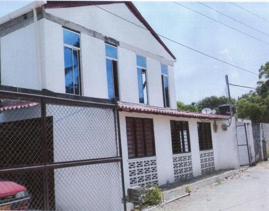 Casa en Coveñas sector La Isla. Dos plantas independientes, cerca al mar