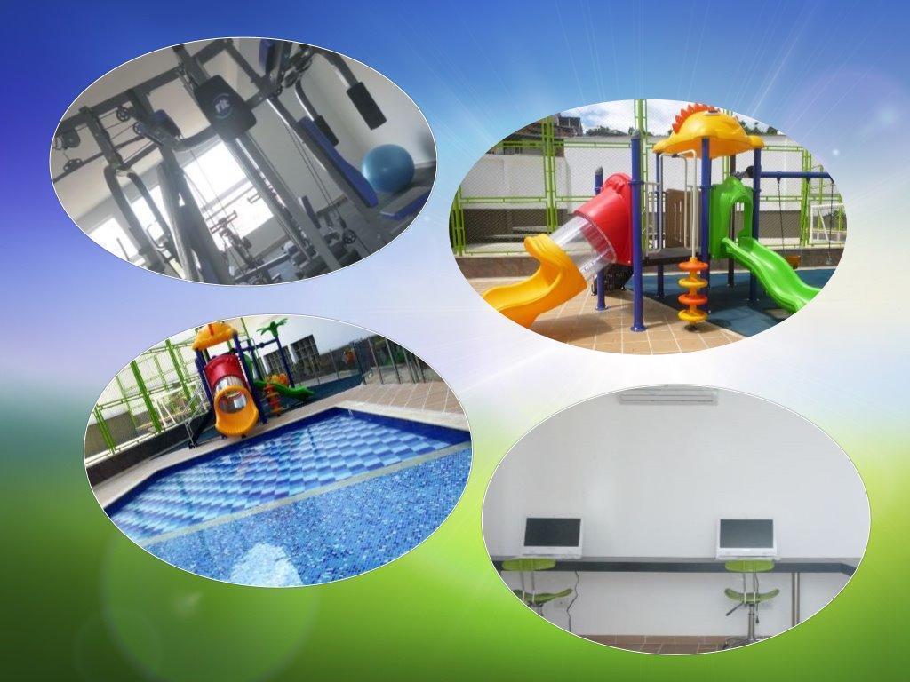 Apartamento de 2 Alcobas, 2 Baños, Parqueadero y Amplio Depósito